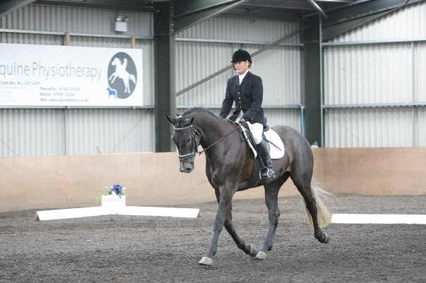 Monday July 3rd - Dressage clinic with Danielle Cutter